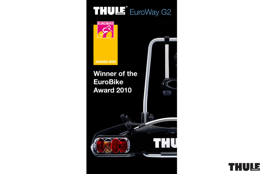 murray towbars thule euroway g2 923. Black Bedroom Furniture Sets. Home Design Ideas